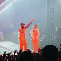 Brockhampton (and their fans) rocked the Fillmore on Sunday night