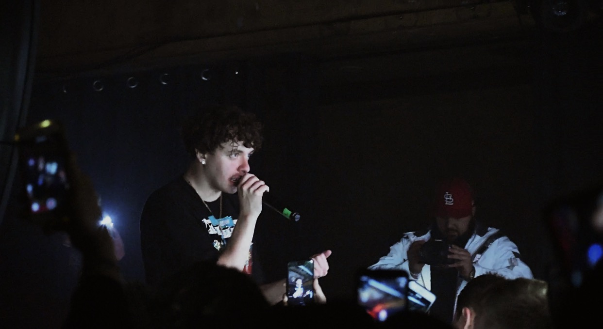 Jack Harlow_House of Blues New Orleans_ October 2019