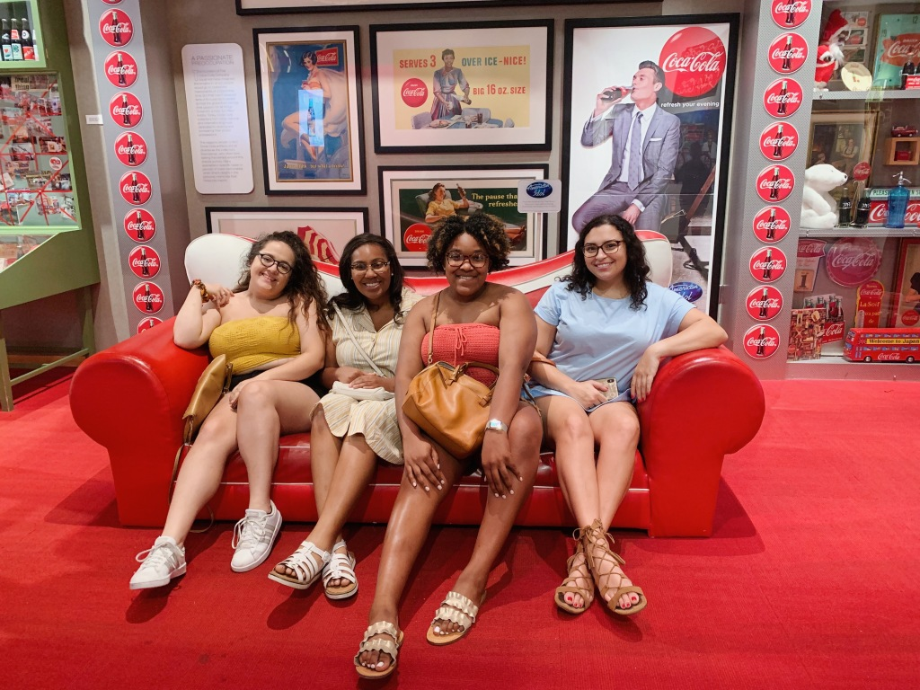 Guide to Concert Travel: How To (Successfully) Plan a Road Trip - World of Coca Cola Atlanta